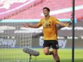 Golazo de Raúl Jiménez ante Burnley