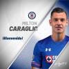 Milton Caraglio es el nuevo refuerzo del Cruz Azul