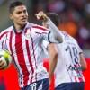Ronaldo Cisneros es el delantero más efectivo de Chivas
