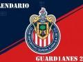 Calendario Chivas Guardianes 2020 (Apertura 2020)