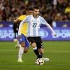 Guido Rodríguez no jugó con la Selección Argentina