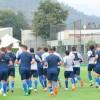 Édgar Méndez en duda para enfrentar al Cruz Azul