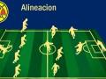 Alineación confirmada America vs Leon – J14 – Liga MX