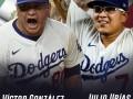 Los Dodgers son campeones de la Liga Mundial de Béisbol