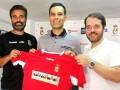 Rafa Márquez es anunciado como DT en el Alcalá