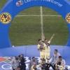 Jugadores del América se acuerdan de las Chivas en su festejo