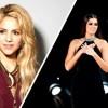 Shakira y Paulina Vega en la inauguración de Juegos Centroamericanos 2018