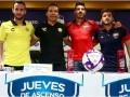 Se suspende partido Dorados vs Atlante por seguridad