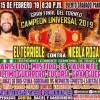 Lucha Libre de la CMLL desde la Arena México en Vivo – Viernes 15 de Febrero del 2019