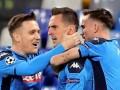 Resultado Napoli vs Racing Genk – Fase de Grupos –  Champions League