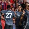 Resultado del Benfica vs Bayern Munich – Fase Grupos – Champions League
