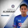 Roberto Alvarado fue sorprendido gratamente por el interés del Cruz Azul