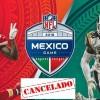 El partido entre Rams y Chiefs se NO se jugará en el Azteca Oficial!