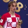 Luka Modric ganador del balón de Oro – Mundial Rusia 2018