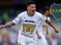 Juan Iturbe delantero de Pumas interesa al Boca Juniors
