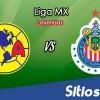 Chivas vs América en Vivo – Partido Amistoso de Leyendas – Sábado 17 de Noviembre del 2018