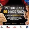 """José """"Chon"""" Zepeda vs Domicio Rondón en Vivo – Box – Sábado 20 de Octubre del 2018"""