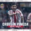 Orbelín Pineda se despide de la afición de Chivas