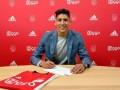 Edson Alvarez es oficialmente jugador del Ajax