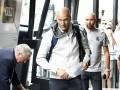 Zinedine Zidane regresa al entrenamiento del Real Madrid