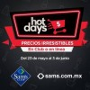 Hot Sale en Sams 2019