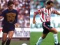 Futbolistas que han jugado en Pumas y Chivas
