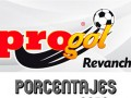 Porcentajes de Venta Progol Media Semana del concurso 509 – Partidos del Martes 15 al Viernes 18 de Septiembre del 2020