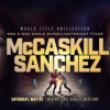 Jessica McCaskill vs Anahi Esther Sanchez en Vivo – Box – Sábado 25 de Mayo del 2019