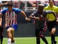 Chivas  pierde ante el Benfica