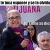 Memes del segundo debate presidencial de México
