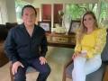 Entrevista de Karla Panini y Américo Garza con Gustavo Adolfo Infante (Video)