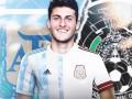 Argentina quiere a Santiago Giménez