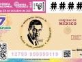 Lotería Nacional Lista de Ganadores del Sorteo del Zodiaco No. 1547 que se jugo el Domingo 24 de Octubre del 2021
