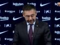 Josep Maria Bartomeu renuncia al Barcelona