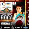 Ibeth Zamora Silva vs Chaoz Minowa en Vivo – Box – Sábado 17 de Noviembre del 2018
