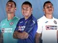 Presentación de uniformes del Cruz Azul para el Apertura 2019