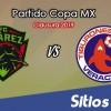 FC Juarez vs Veracruz en Vivo – Cuartos de Final – Copa MX – Jueves 14 de Marzo del 2019