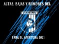 Altas, Bajas y Transferibles de  Querétaro – Apertura 2021 – Liga MX