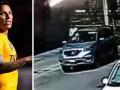 Carlos Salcedo sufre  robo a mano armada