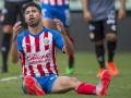 Luis Fernando Tena ignora a Oribe Peralta