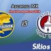 Ver Dorados de Sinaloa vs Atlético San Luis en Vivo – Final Ida – Ascenso MX en su Torneo de Apertura 2018