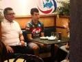 'Chucky' Lozano ya porta la playera del Napoli