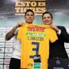 Tigres presenta a Carlos Salcedo como su refuerzo