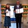 Murad y Mukwege ganadores del Nobel de la Paz