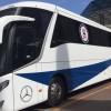 Cruz Azul recibió autobús con nuevo