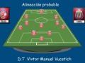 Alineación Probable Chivas vs Toluca – J2 – Guardianes 2021