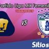Ver Pumas vs Pachuca en Vivo – Liga MX Femenil – Clausura 2019 – Sábado 16 de Marzo del 2019