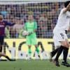Valencia derrota a Barcelona y es campeón de la  Copa del Rey