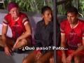 Pato Araujo reclama a Zudikey  y la hace llorar – Exatlón México 2020