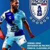Pachuca hace oficial la llegada de Ismael Sosa